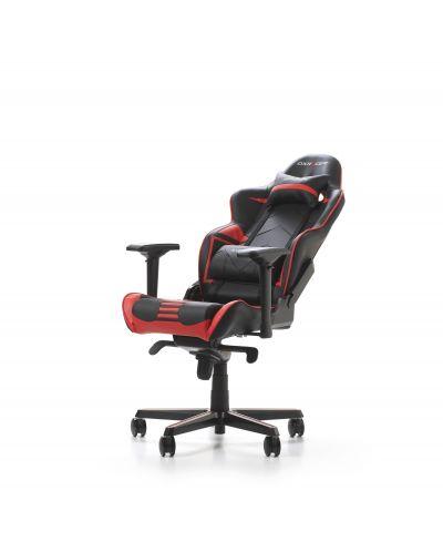 Гейминг стол DXRacer OH/RV131/NR - серия RACING V2, черен/червен - 4