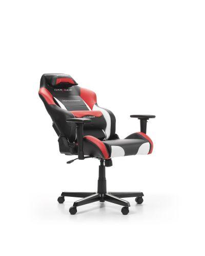 Геймърски стол DXRacer - серия DRIFTING, черен/бял/червен - OH/DM61/NWR - 2