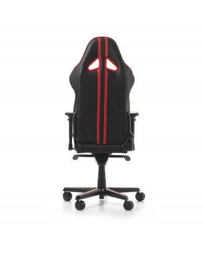 Гейминг стол DXRacer OH/RV131/NR - серия RACING V2, черен/червен - 12