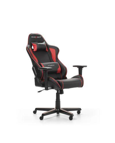 Гейминг стол DXRacer OH/FH08/NR - серия FORMULA, черен/червен - 3