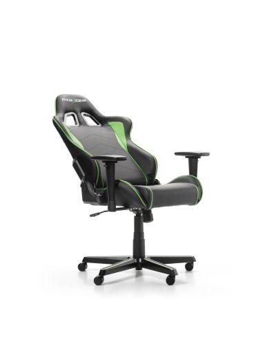 Геймърски стол DXRacer - серия FORMULA, черен/зелен - OH/FH08/NE - 5