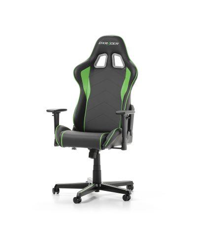 Геймърски стол DXRacer - серия FORMULA, черен/зелен - OH/FH08/NE - 10