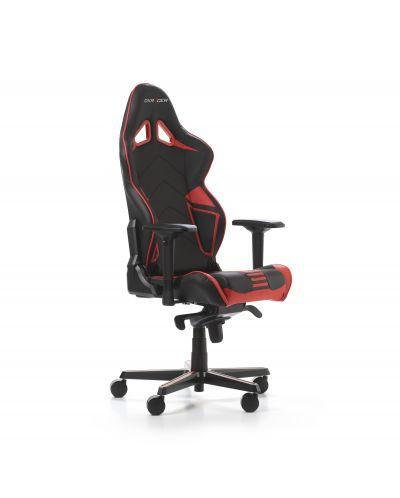 Гейминг стол DXRacer OH/RV131/NR - серия RACING V2, черен/червен - 9