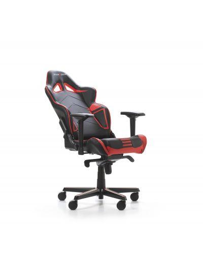 Гейминг стол DXRacer OH/RV131/NR - серия RACING V2, черен/червен - 5
