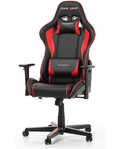 Гейминг стол DXRacer OH/FH08/NR - серия FORMULA, черен/червен - 1