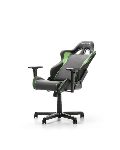 Геймърски стол DXRacer - серия FORMULA, черен/зелен - OH/FH08/NE - 6