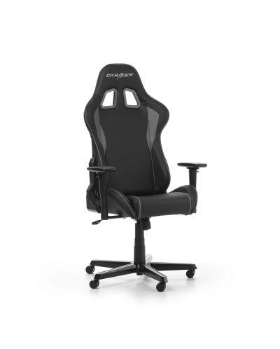 Геймърски стол DXRacer - серия FORMULA, черен/сив - OH/FH08/NG - 8