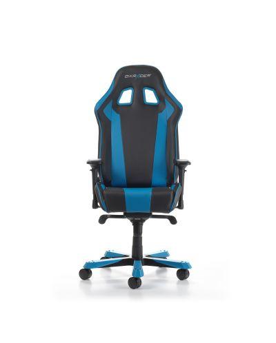 Геймърски стол DXRacer - серия KING, черен/син - OH/KS06/NB - 7