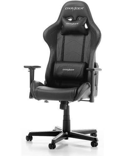 Гейминг стол DXRacer OH/FH08/N - серия FORMULA, черен - 1