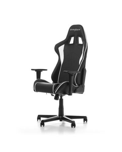 Гейминг стол DXRacer OH/FH08/NW - серия FORMULA, черен/бял - 11