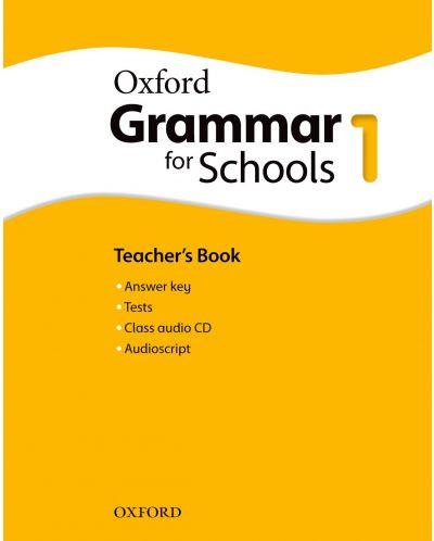 oksford-oxford-grammar-for-schools-1-teacher-s-book-and-audio-9140 - 1