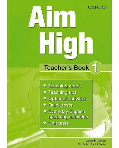 Aim High 1 Teacher's Book - 1