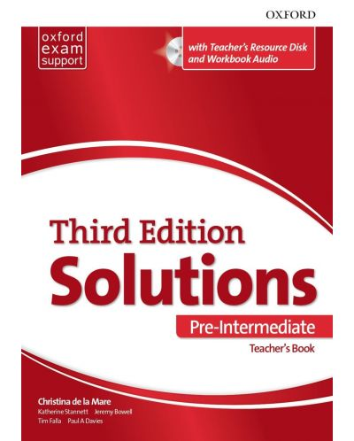 oksford-komplekt-za-uchitelya-solutions-3e-pre-intermediate-ess-tb-and-res-disk-pack-745 - 1