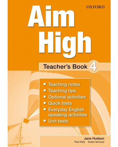 oksford-kniga-za-uchitelya-aim-high-4-teacher-s-book-3141 - 1