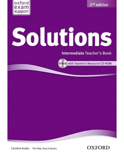 oksford-solutions-2e-intermediate-teachers-book-and-cd-rom-pack-3728 - 1