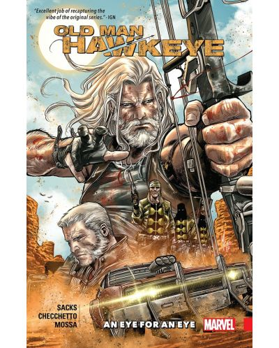 Old Man Hawkeye, Vol. 1 - 1
