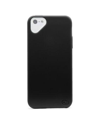 Olo Glacier Snap On TPU Case за iPhone 5 - черен - 3