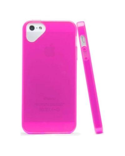 Olo Glacier Snap On TPU Case за iPhone 5 -  розов - 2