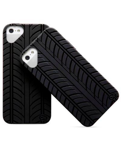 Olo Fashion Tread за iPhone 5 -  черен - 5
