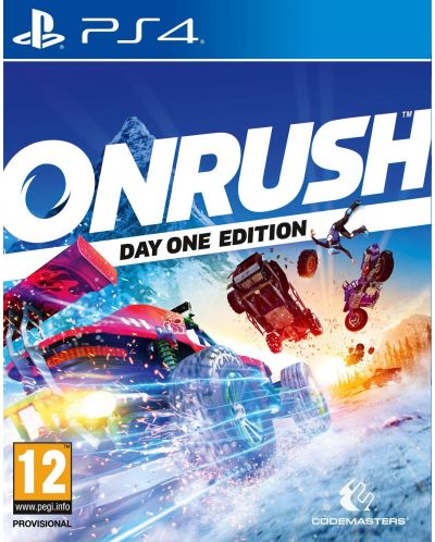 Onrush Day One Edition (PS4) - 1