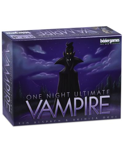 Настолна игра One Night Ultimate Vampire  - 1