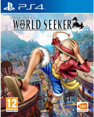 One Piece World Seeker (PS4) - 1