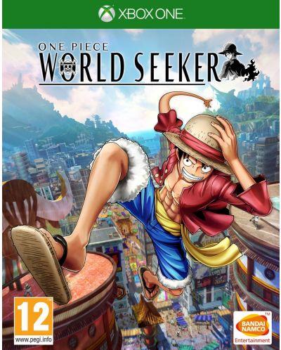 One Piece World Seeker (Xbox One) - 1