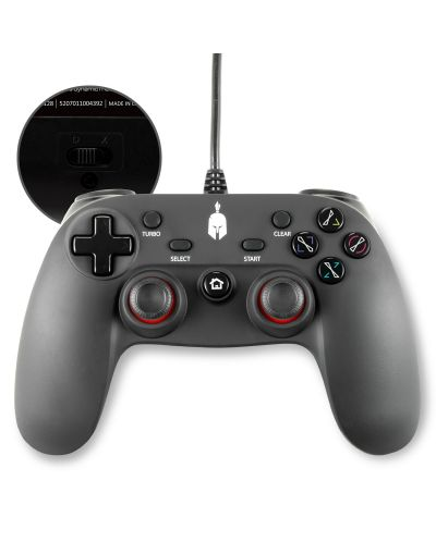 Контролер Spartan Gear - Oplon, черен - 1