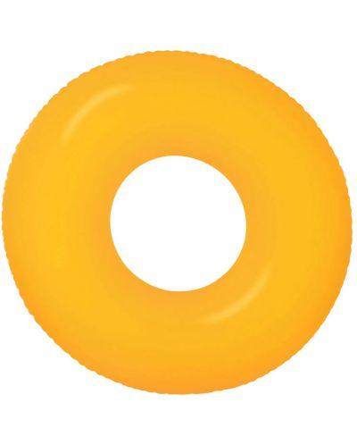 Надуваем пояс Intex - 91 cm, оранжев неон - 1
