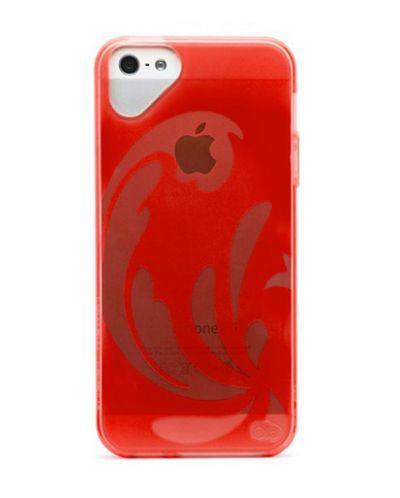 Калъф Olo Glacier Snap On TPU за iPhone 5, Iphone 5s - червен - 1