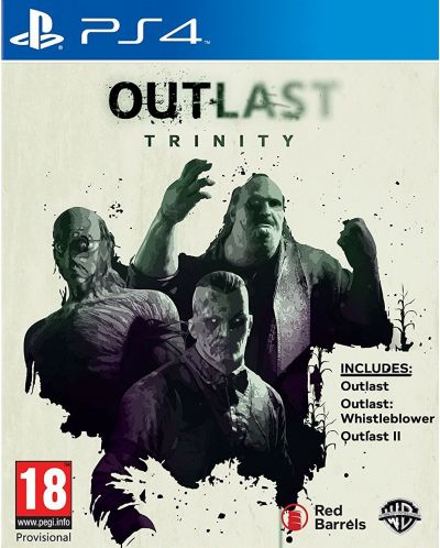 Outlast Trinity (PS4) - 1