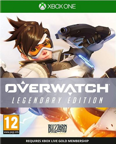 Overwatch Legendary Edition (Xbox One) - 1