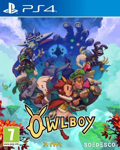 Owlboy (PS4) - 1