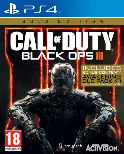 Call of Duty: Black Ops III Gold Edition (PS4) - 1