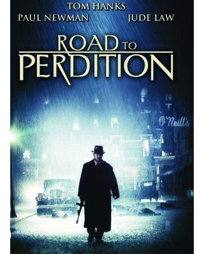 Път към отмъщение (Blu-Ray) - 1