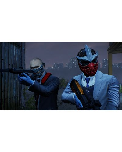 Payday 2 The Big Score (PS4) - 9
