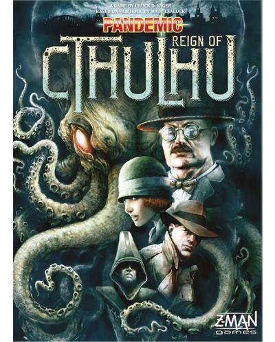 Настолна игра Pandemic: Reign of Cthulhu - 1