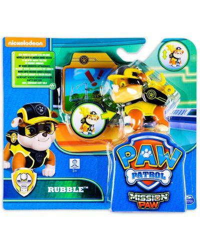 Фигурка за игра Nickelodeon Paw Patrol - Ръбъл - 2