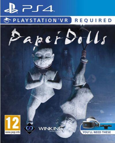 Paper Dolls (PS4 VR) - 1