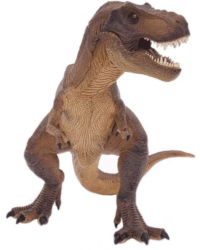 Фигурка Papo Dinosaurs – Тиранозавър рекс - 3