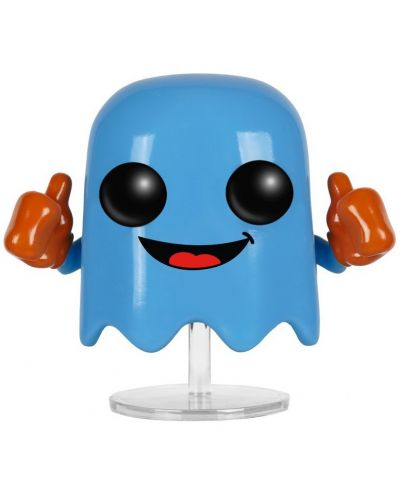 Фигура Funko Pop! Games: Pac-Man - Inky, #84 - 1