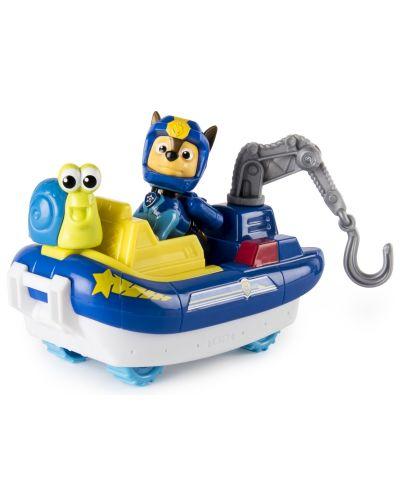 Комплект Spin Master Paw Patrol - Sea Patrol, Чейс с лодка и охлюв - 2