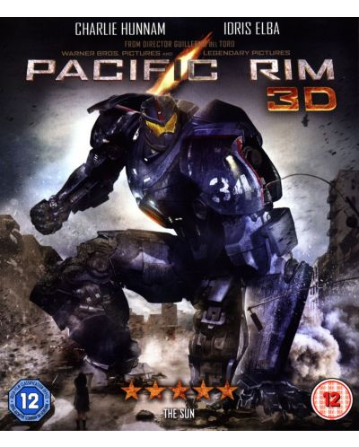 Pacific Rim 3D (Blu-Ray) - 1
