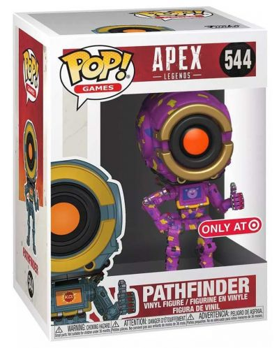Фигура Funko POP! Games: Apex Legends - Pathfinder, #544 - 2