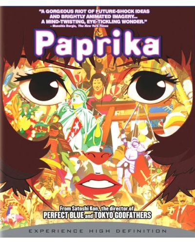 Паприка (Blu-Ray) - 1