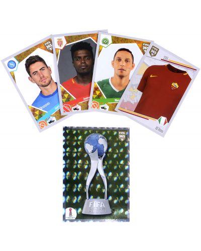 Стартов Пакет - Албум с 25 стикера Panini FIFA 365 - 2018 - 14