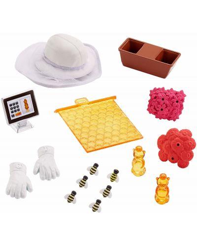 Игрален комплект Mattel Barbie - Пчеларка - 6