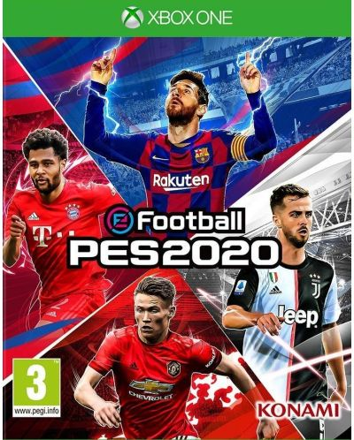 eFootball Pro Evolution Soccer 2020 (Xbox One) - 1