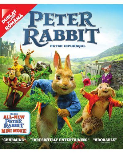 Зайчето Питър (Blu-ray) - 1