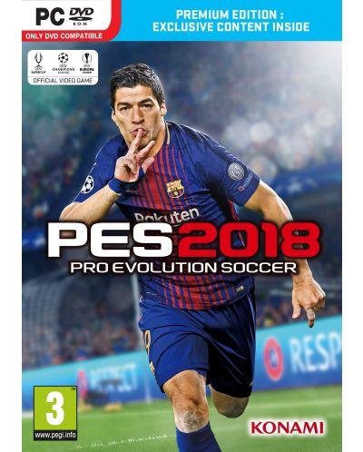 Pro Evolution Soccer 2018 Premium Edition (PC) - 1